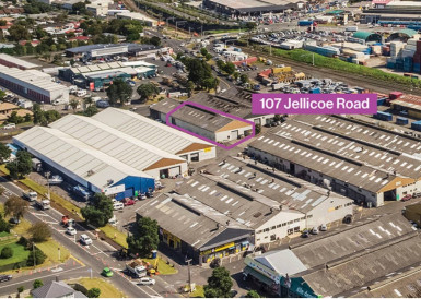 Tamaki Industrial Estate Warehouse Property for Lease Panmure Auckland