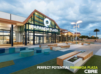 Retail Property for Lease Papamoa Bay of Plenty