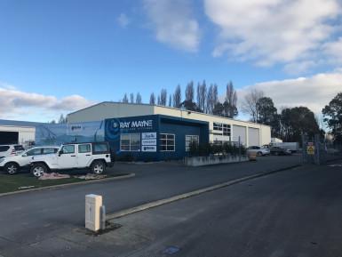 Multi-purpose Industrial Site Property for Lease Ashburton Canterbury