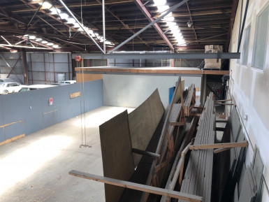 Good Size Warehouse and Large Yard Property for Lease Bromley Christchurch
