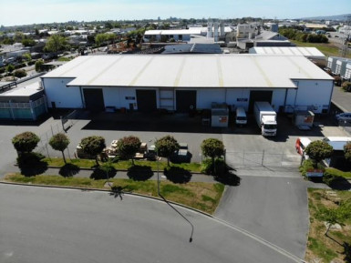High Traffic Count Warehouse Property for Lease Riccarton Christchurch