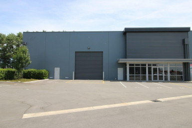 Hornby Warehouse Property for Lease Islington Christchurch