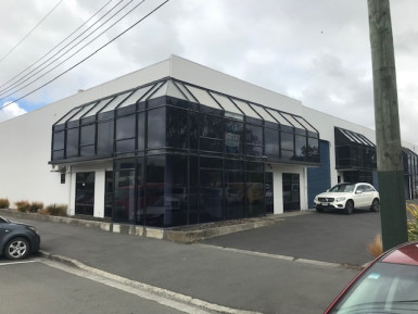 Industrial Facility Property for Lease Sydenham Christchurch