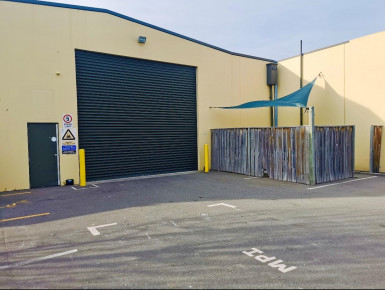 Industrial Space Property for Lease Woolston Christchurch