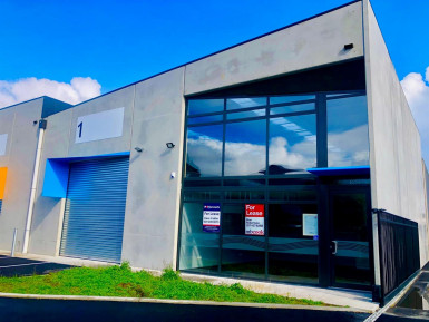 Industrial Unit Property for Lease Burnside Christchurch
