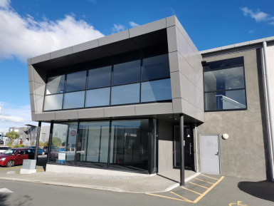 Modern Sockburn Industrial Property for Lease Christchurch
