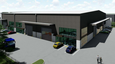 New Warehouse Property for Lease Islington Christchurch