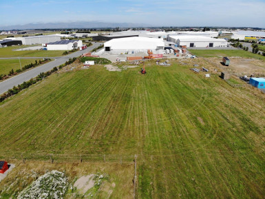 New Warehouse for Lease Rolleston Christchurch