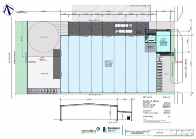 New Waterloo Distribution Warehouse Property for Lease Islington Christchurch