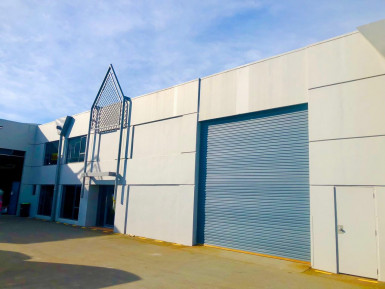 Office and Warehouse Unit Property for Lease Addington Christchurch