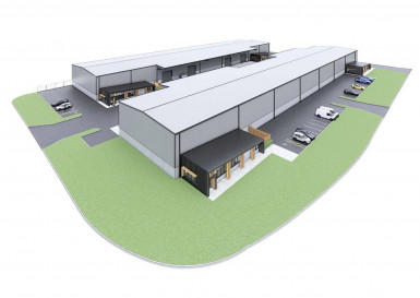 Prime Airport Warehousing for Lease Yaldhurst Christchurch