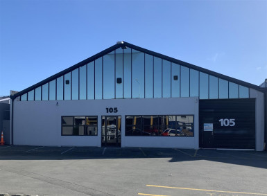 Refurbished Warehouse Property for Lease Sydenham Christchurch