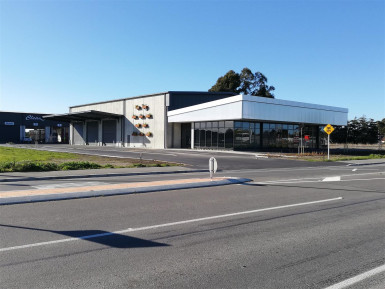 Showroom and Warehouse Property for Lease Islington Christchurch