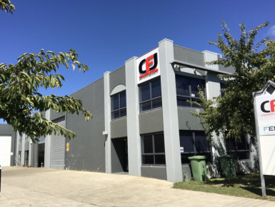 Tidy Warehouse and Office Property for Lease Hillsborough Christchurch