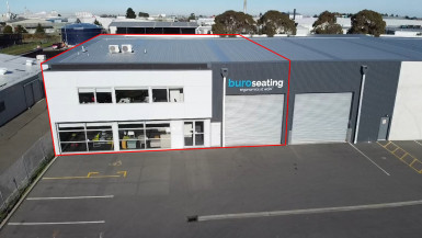 Warehouse for Lease Hei Hei Christchurch