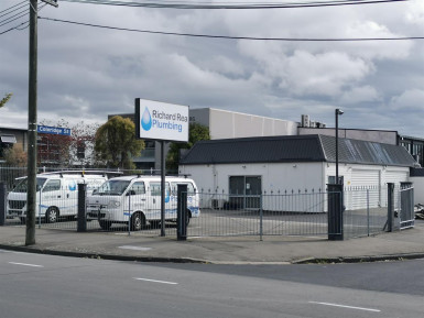 Warehouse for Lease Waltham Christchurch