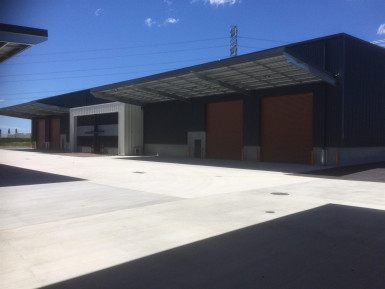 Waterloo Business Park Warehouse Property for Lease Islington Christchurch