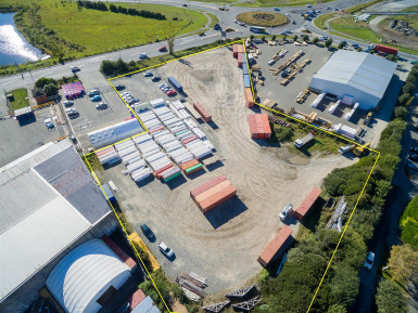 High Profile Land Development Property for Lease Hornby Christchurch