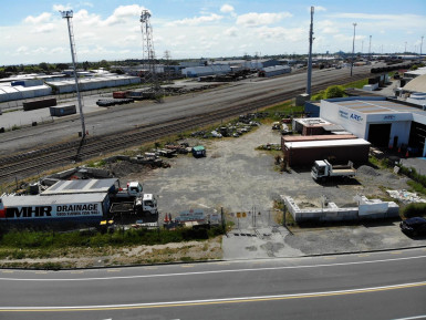 Secure Yard Space Property for Lease Middleton Christchurch