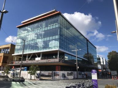 192sqm Office on the Terrace for Lease Christchurch Central