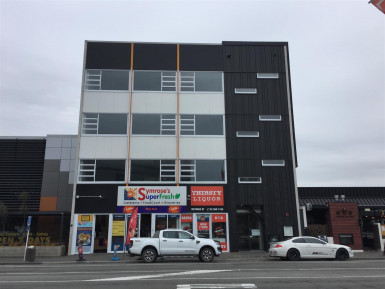 Brand new Offices Property for Lease Christchurch Central
