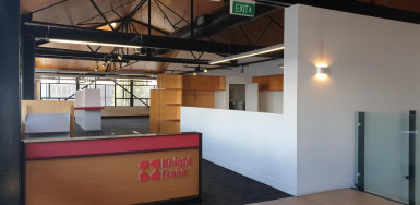 Contemporary Offices Property for Lease Christchurch Central