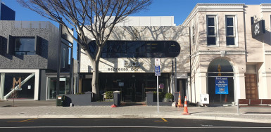 Contemporary Victoria Street Office for Lease Christchurch Central