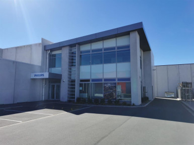 High Calibre Office and Warehouse for Lease Wigram Christchurch