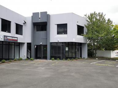 Modern Office & Warehouse  for Lease Burnside Christchurch