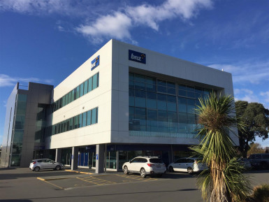 Modern Office  for Lease Burnside Christchurch