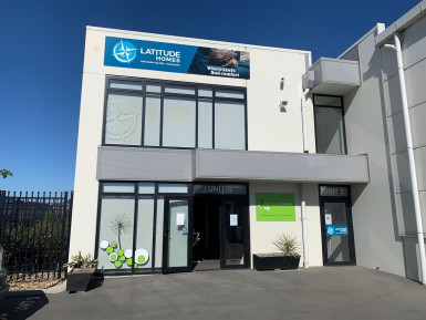 Modern Office Unit Property for Lease Wigram Christchurch