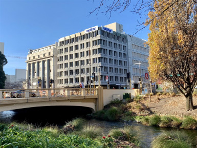 Modern Offices Property for Lease Christchurch Central