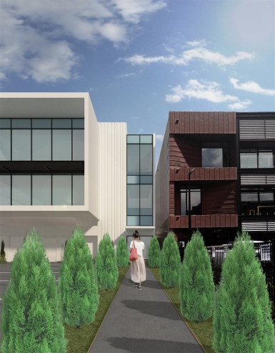 New Pristine Offices for Lease Christchurch Central