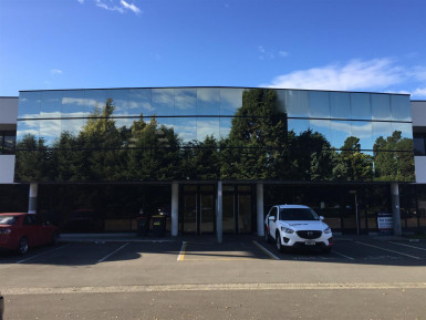 Northwest Offices Complex Property for Lease Burnside Christchurch