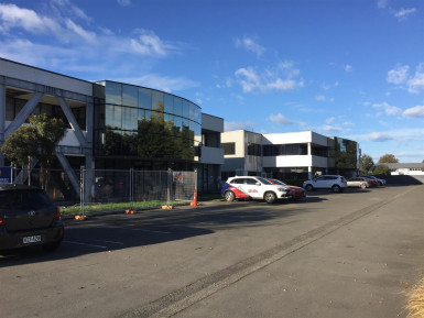 Northwest Offices Property for Lease Burnside Christchurch