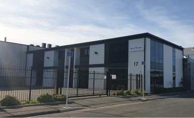 Office Building with 21 Parks  for Lease Christchurch Central