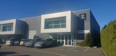 Offices With Ample Parking Property for Lease Addington Christchurch