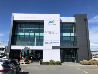 Offices Property for Lease Upper Riccarton Christchurch