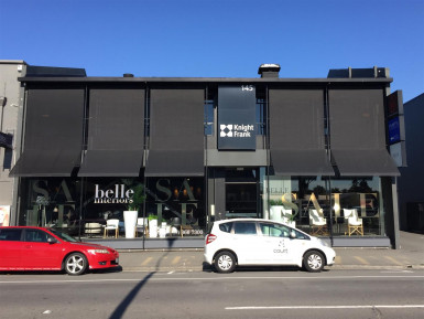 Offices with Balcony Property for Lease Christchurch Central