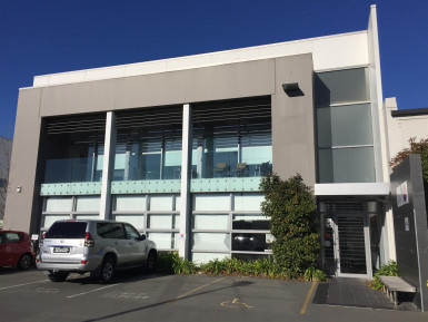 Offices with Carparking Property for Lease Christchurch Central