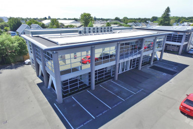 Refurbished Offices Property for Lease Riccarton Christchurch