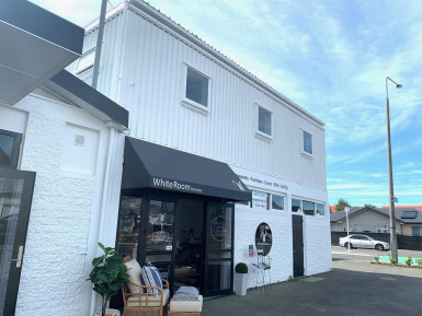 Retail Studio Space Property for Lease St Albans Christchurch