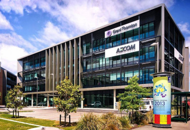 Stunning Business Park Offices  for Lease Addington Christchurch