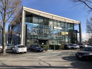 The Park Offices Property for Lease Addington Christchurch