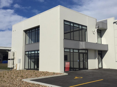 Tidy Offices Property for Lease Wigram Christchurch