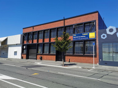 Central City Warehouse Retail Property for Lease Christchurch Central