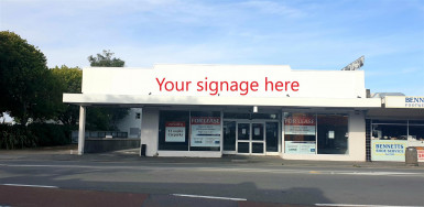 Excellent Profile Retail Property for Lease Papanui Christchurch
