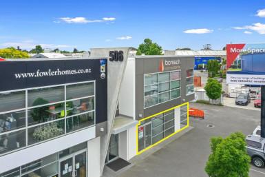 Huge Traffic Flow Retail Property for Lease Sockburn Christchurch