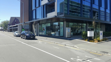 Professional Offices Property for Lease Christchurch Central