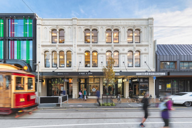 Retail Property for Lease Christchurch Central
